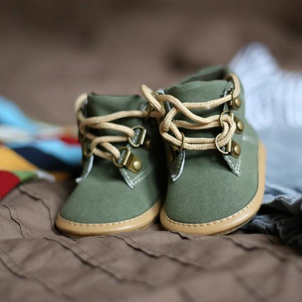 Suelas para calzado de niño