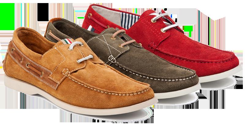 Suelas para zapatos de hombre de moda